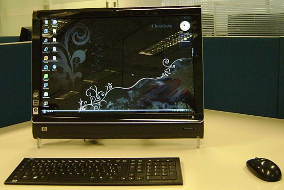 Touchsmart IQ501BR