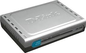 Modem D-Link DSL 500B