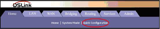 quick config - www.tutorialgratis.com.br