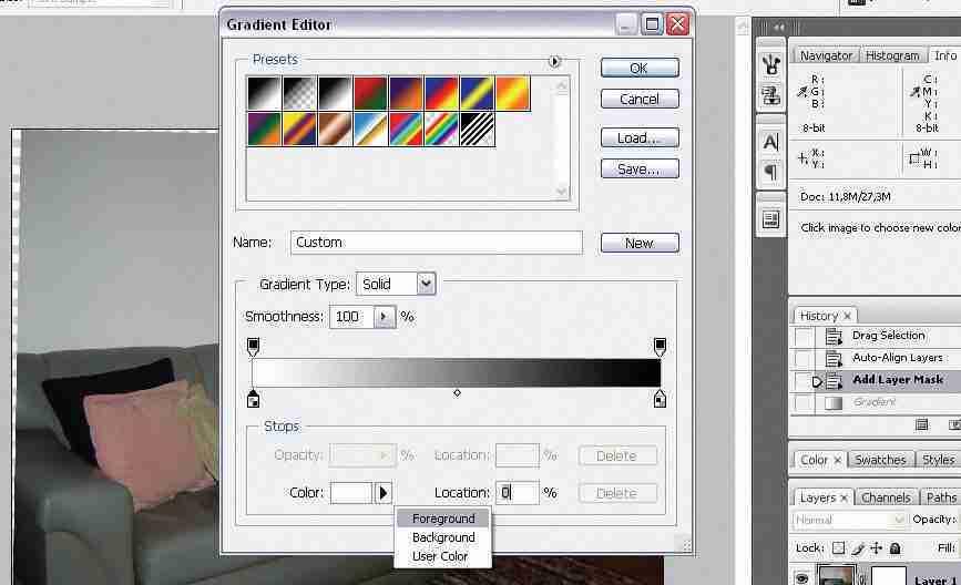 Photoshop CS3 - Editando e alterando camadas
