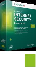 Kaspersky PT_BR Internet Security for Android Proteção para smartphones