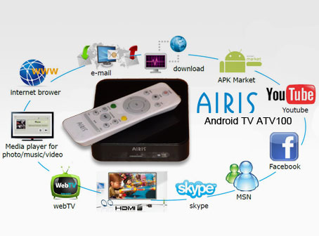 Firmware Android AIRIS - TV Box - Ebook - NetBook - NoteBook - OnePad - PhonePad - Tablet - SmartPhone