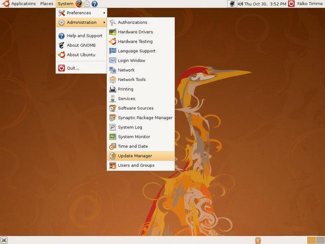 4º Passo Update - Ubuntu