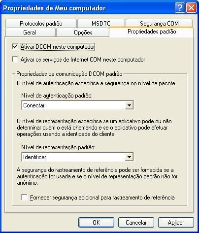 Segurança Permições Autenticação de pasta Windows XP