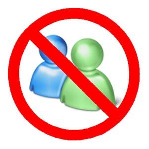 Msn bloqueados Orkut bloqueado