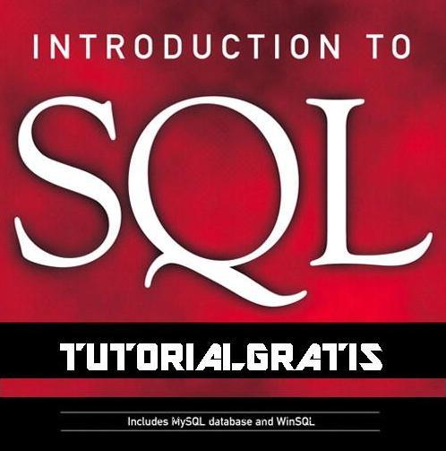 tutorial grátis SQL