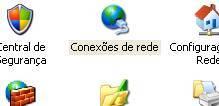 conexões de rede do windows xp